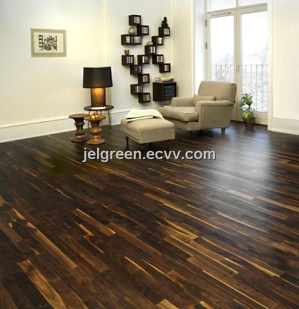 Dark Oak Solid Wood Flooring From China Manufacturer
