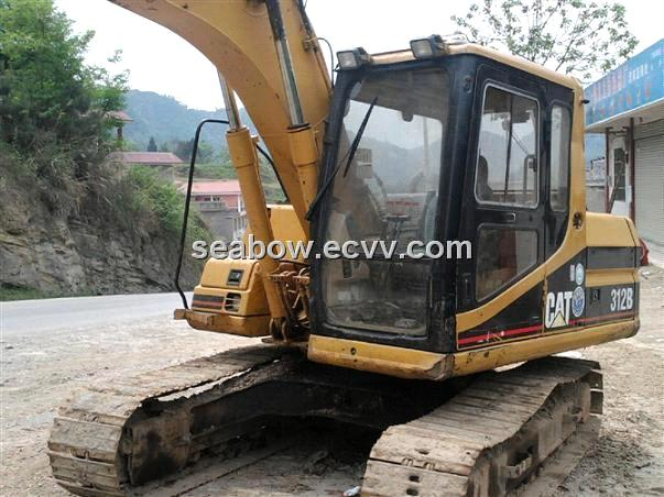 Used CAT MIni Excavator 312