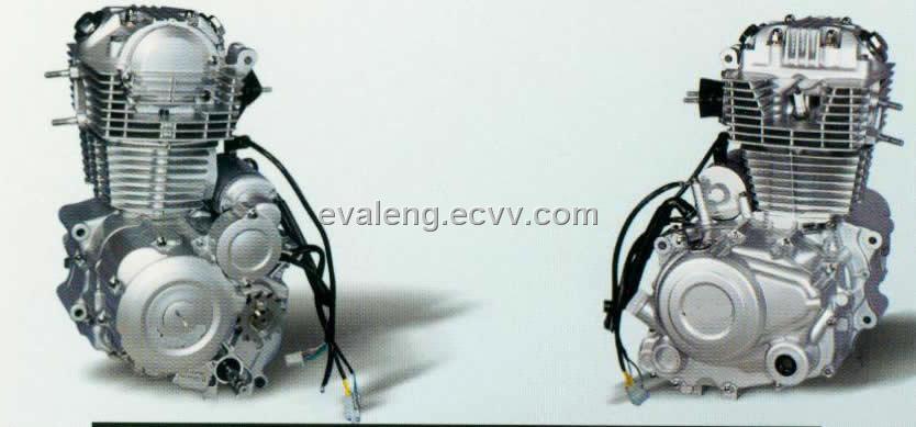 250CC Motocycle Engine (JL166FMM 098) from China