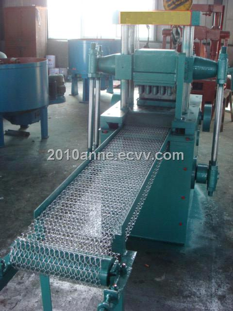 Charcoal/coal/sawdust tablet press machine