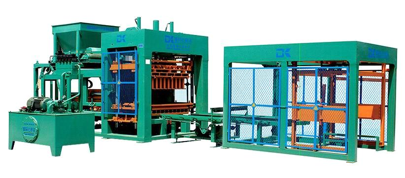 DK10-15A brick making machine
