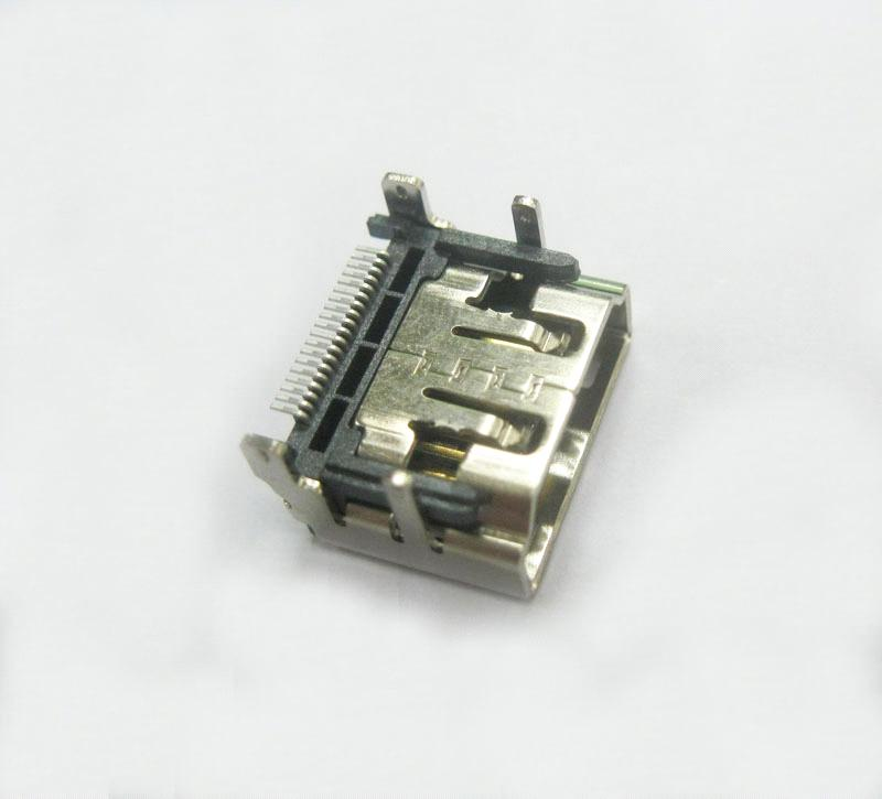 HDMI Type A Female Reverse Dip Type 3690019-X08-R
