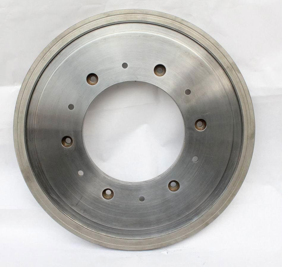 High Precision CBN Grinding Wheel