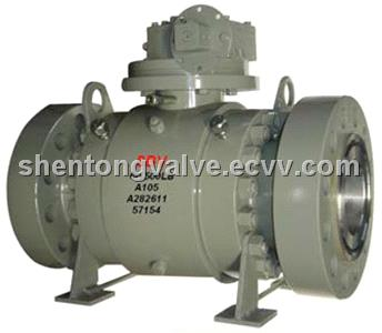 Metallic Sealing Ball Valve