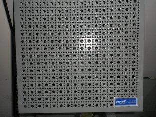 Round Square Long Round Perforated Metal Mesh For