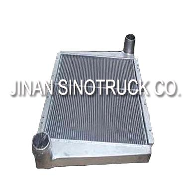 SINOTRUK parts INTERCOOLER