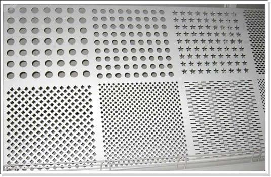 Stainless Steel Punching Hole Mesh purchasing, souring agent | ECVV ...