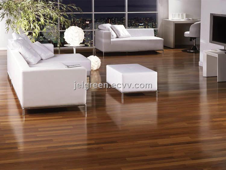 Teak Hardwood Flooring