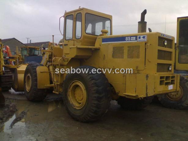 Used Kawasaki Loader 85z