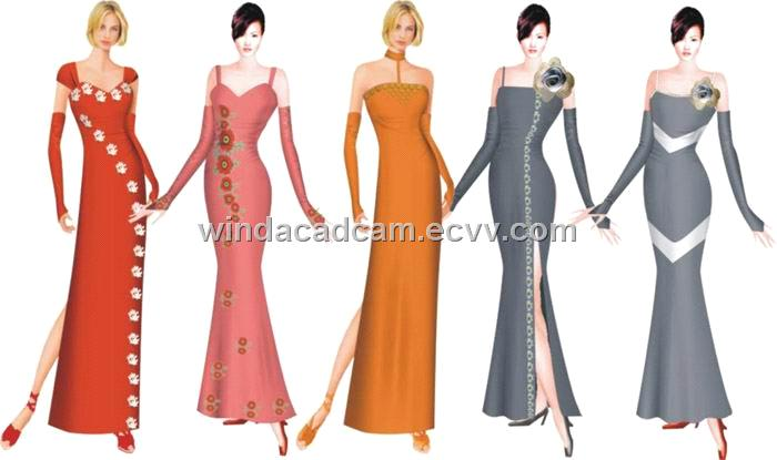 Winda Textile Fashion Design Software From China Manufacturer Manufactory Factory And Supplier On Ecvv Com