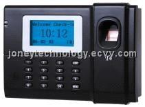 ZK T4 Fingerprint time attendance terminal