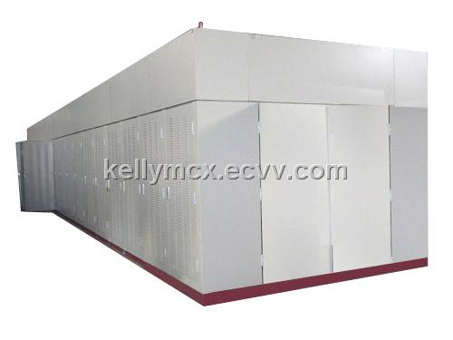 high temperature microwave iron ore reduction equipment