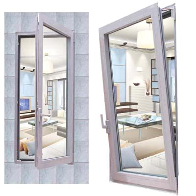 Inward Opening Top Hung Window From China Manufacturer