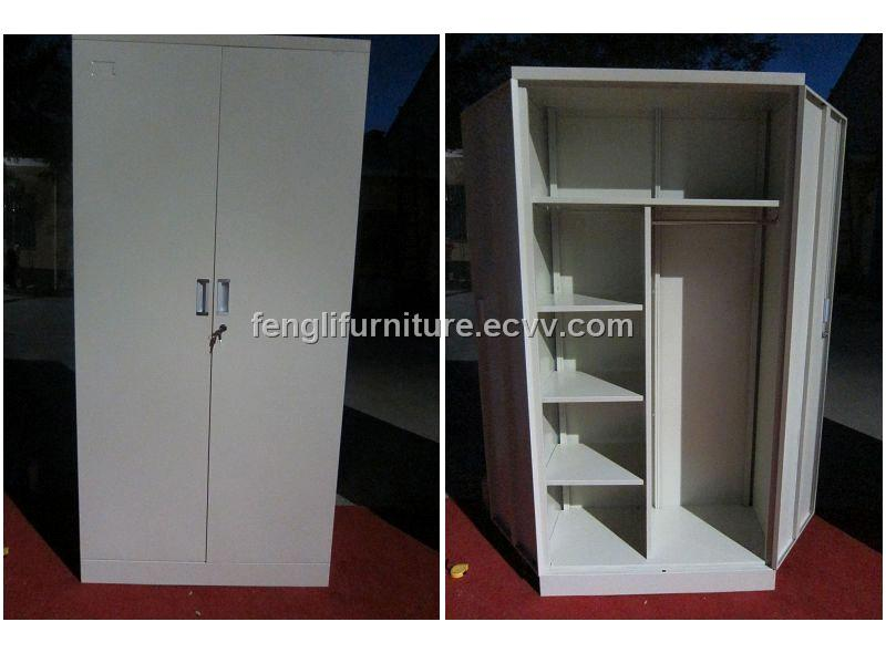 Steel Wardrobe Closet From China Manufacturer Manufactory
