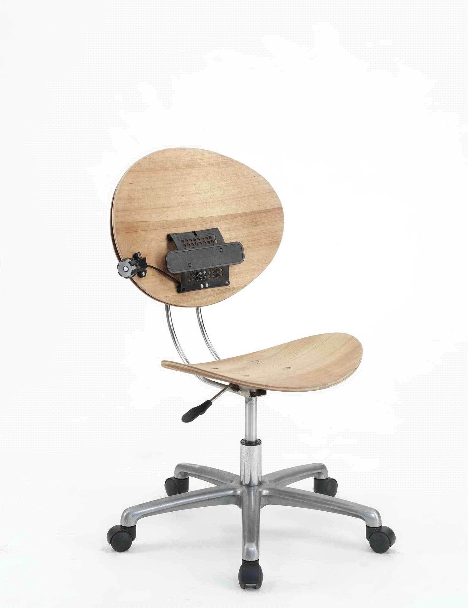 ch 603 sbs ajustable lumbar support mechanism for office chair