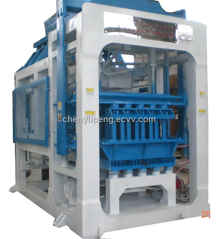 2011 the new design automatic hydraulic block making machine (Tianyuan Brand)