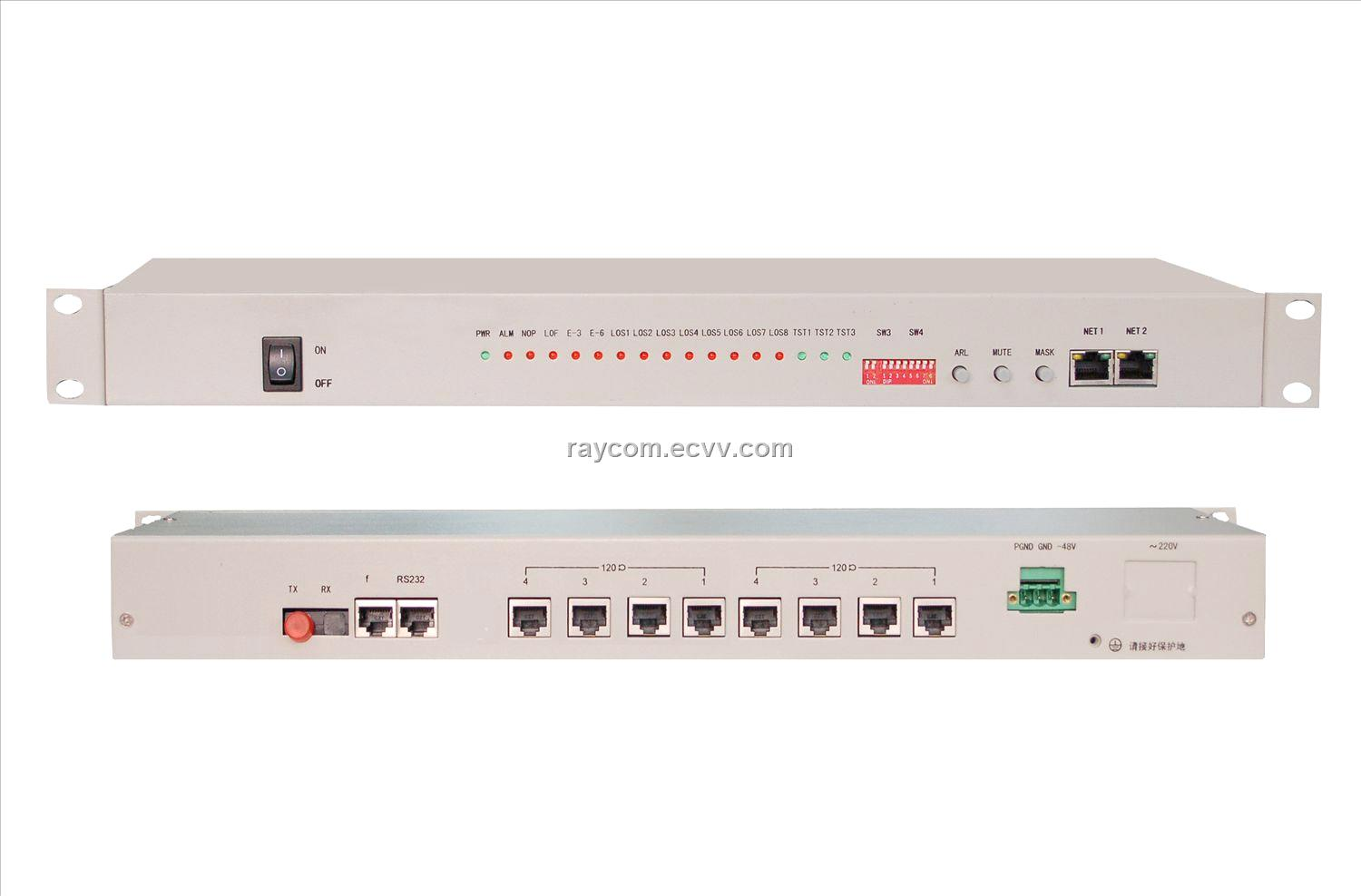 Fiber Optic Multiplexer Sourcing Purchasing Procurement Agent Optics And Circuit Board Hd 00 10 Communications 4e1 8e1 16e1 Pdh