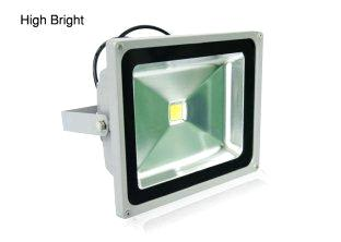 50W High Power Outdoor LED Bright Flood Lighting