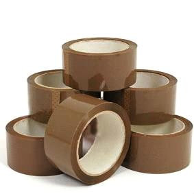 bopp packing tapes Good adhesion and strength tape
