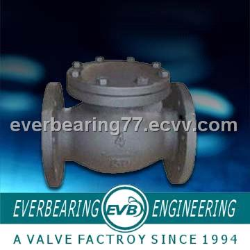 Cast Iron Marine Check Valve