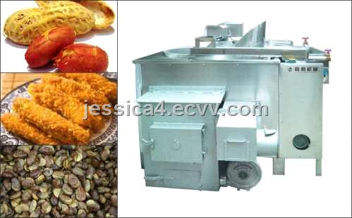 Coal-fired Deep Frying Machine From China