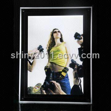 Crystal Acrylic Photo Frame with New Life and Fashional