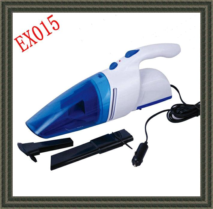 EX015 mini car vacuum cleaner