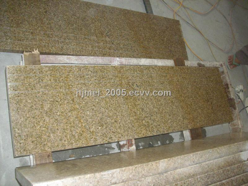 G682 Golden Yellow Granite Countertop