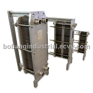 Heat Exchanger W/ Two Stage
