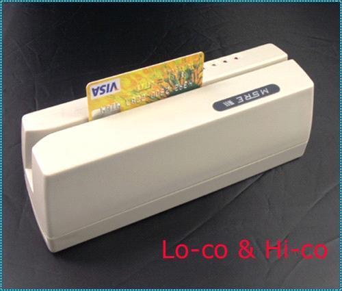 Hi Co Magnetic Stripe Card Reader Writer Msre206