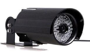 IR Waterproof CCTV Camera(KI-624)