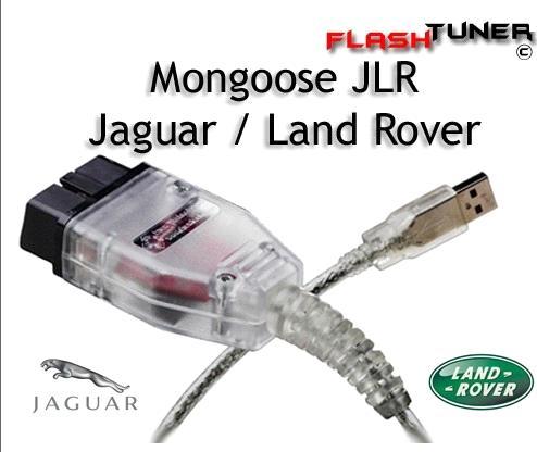 Mongoose JLR - Jaguar & Land Rover Dealer Level OEM