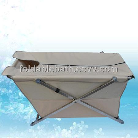 Portable Folding Simple Bath Bucket From China