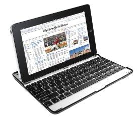 Rechargeable Bluetooth 2.0 Keyboard for iPad