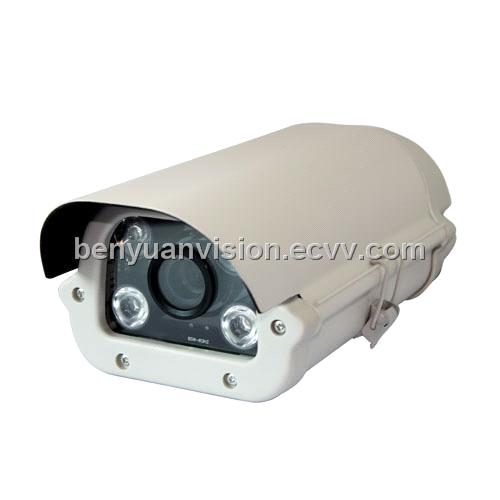 Smart White LED LPR camera for Entrance