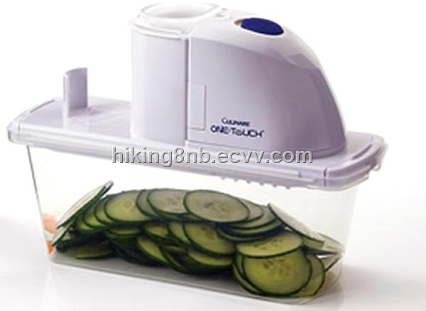 TV7001 One touch vegetable slicer