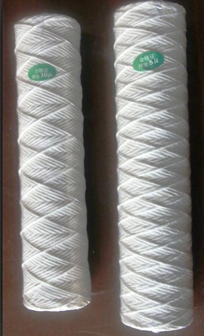 actived cotton water filter element