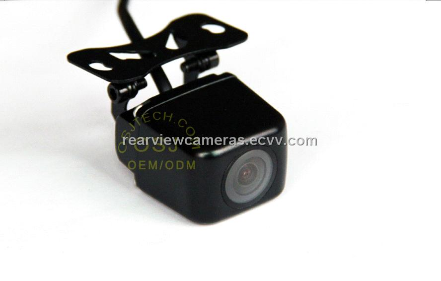 car back-up camera with weatherproof