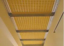 Glass Reinforced Plastic Grating