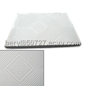 gypsum board ceilling( pvc coated,paper faced)