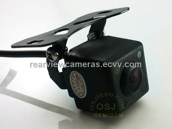 ir Nigth Vision Car Rear View CMD Camera