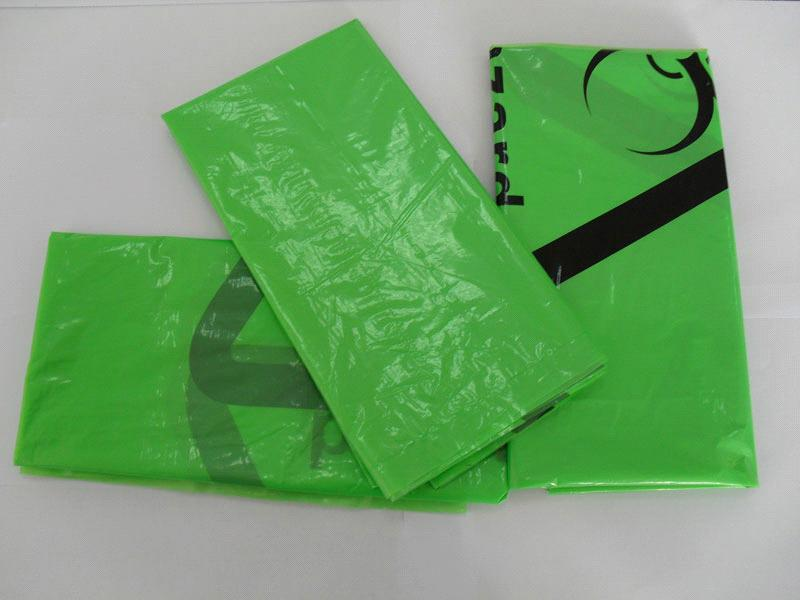 ldpe/hdpe biodegradable clinical garbage bags in hospital