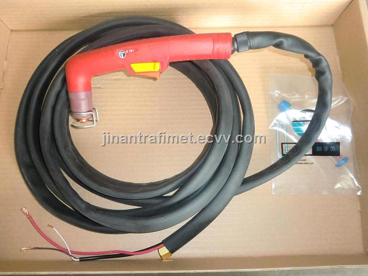 original trafimet plasma cutting torch--a101