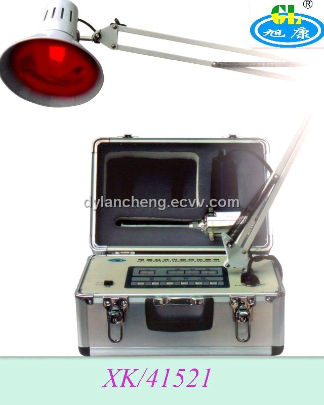 portable infrared light machine