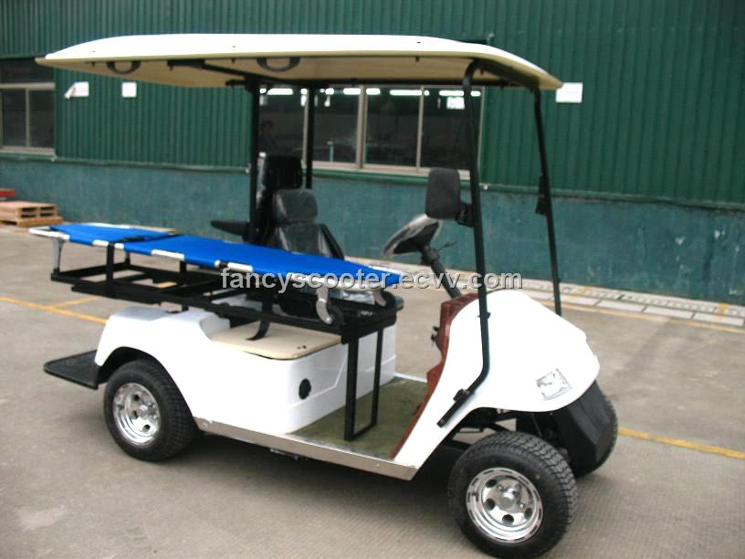 Electric Ambulance Golf Cart EG2028T purchasing, souring agent ... on golf cart trolley, golf cart ambulance, golf cart upholstery, golf cart wheel chair, golf cart bed,