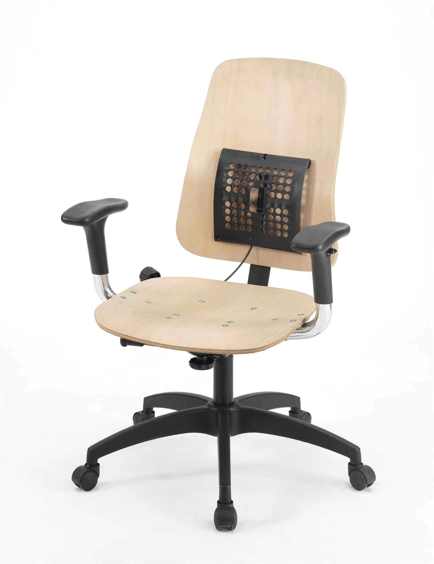 Delicieux CH 601 HBAjustable Lumbar Support Mechanism For Office Chair