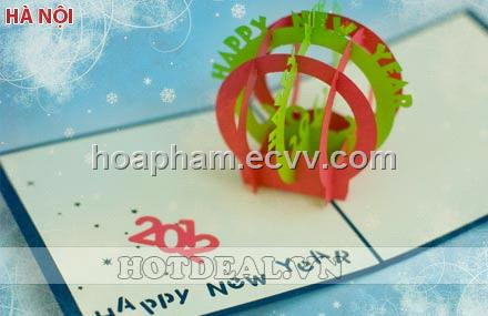 New year globe handmade pop up greating card purchasing souring new year globe handmade pop up greating card m4hsunfo