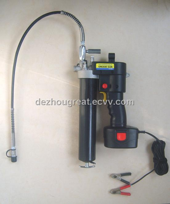 Electric Grease Gun >> 12v 24v Electric Power Grease Gun Lowest Price From China