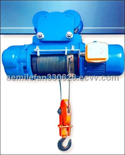 Cd1 Wire Rope Electric Hoist Electric Winch Purchasing