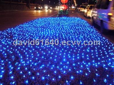 led net light mesh light